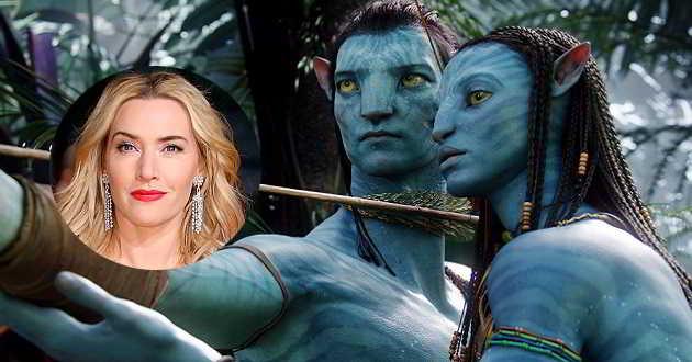 Kate Winslet foi anunciada para o elenco das quatro sequelas de