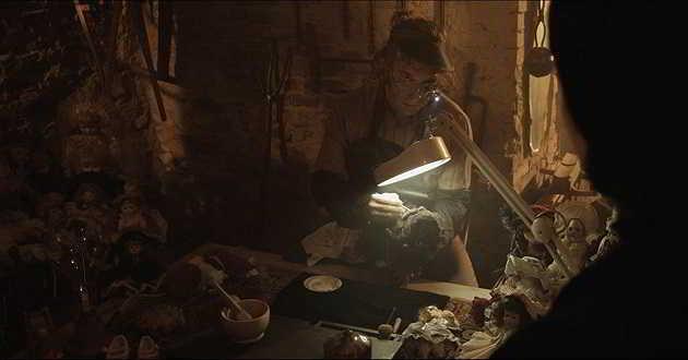 THE BROKEN KEY - Trailer oficial
