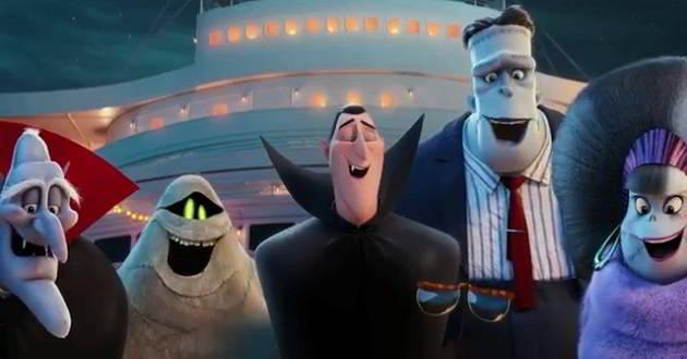 Divulgado o primeiro trailer oficial da animação
