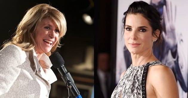 Sandra Bullock interpretará uma senadora em