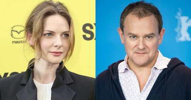 Rebecca Ferguson poderá juntar-se a Hugh Bonneville num filme biográfico