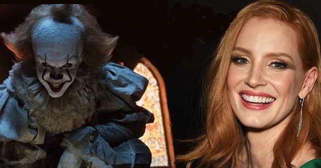 Jessica Chastain em negociações para o elenco da sequela de