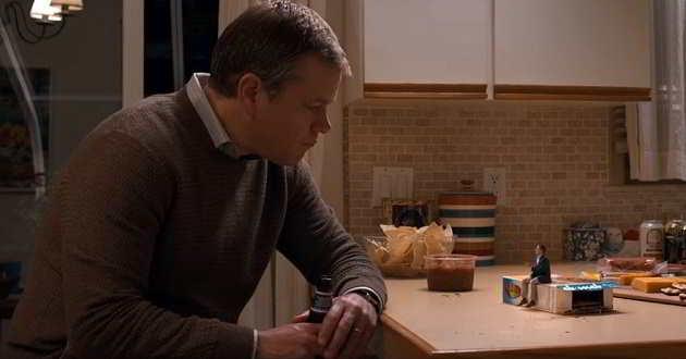 Matt Damon e Kristen Wiig no novo trailer oficial de