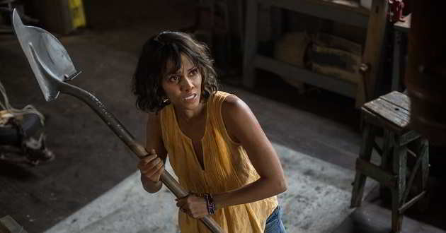 Halle Berry no trailer português do drama de ação