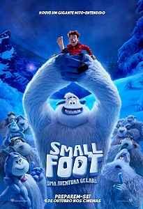Poster da animação Smallfoot: Uma Aventura Gelada