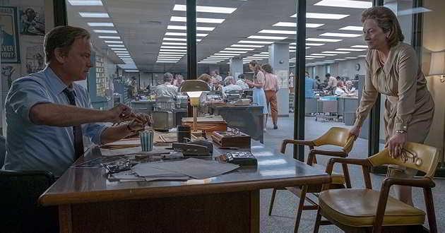 Meryl Streep e Tom Hanks no primeiro trailer oficial de