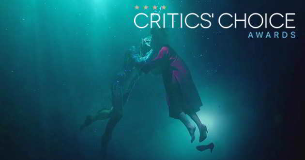 Critics' Choice Awards 2018: