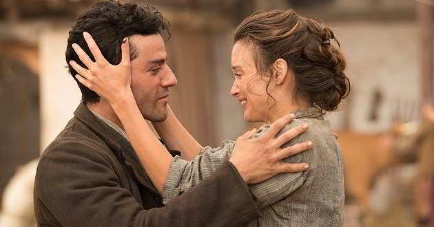 Oscar Isaac e Christian Bale no trailer português de