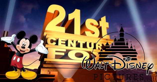Disney confirmou oficialmente a compra de parte da 21th Century Fox