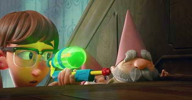Primeiro trailer dobrado em português da animação