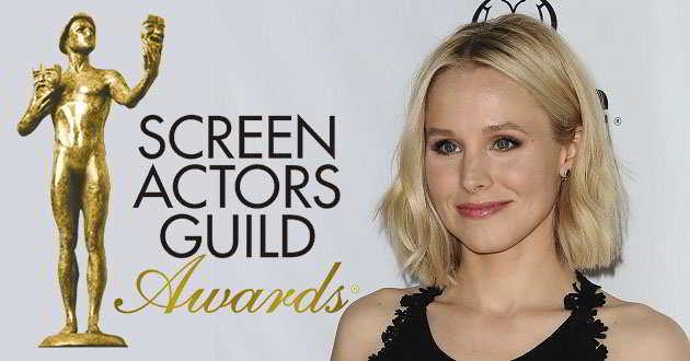 Kristen Bell será a anfitriã da cerimónia de prémios dos SAG Awards 2018