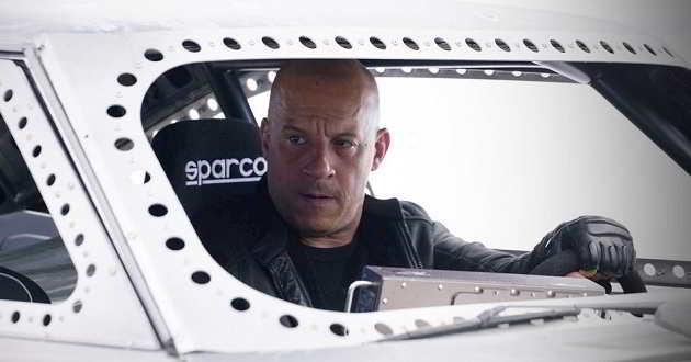 Vin Diesel encabeça a lista de atores que mais renderam nas bilheteiras em 2017
