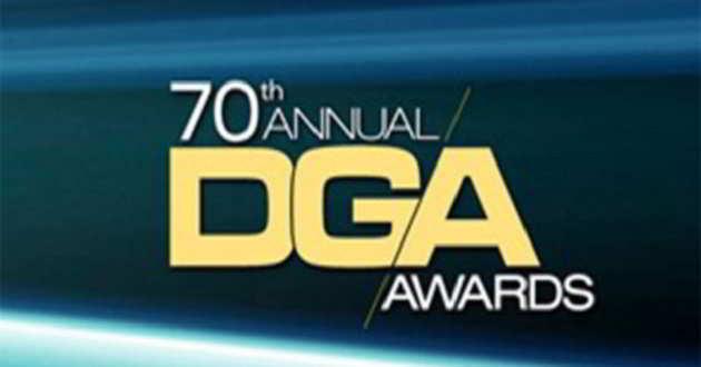 DGA Awards: Nomeados para os prémios atribuídos pelo sindicato de realizadores