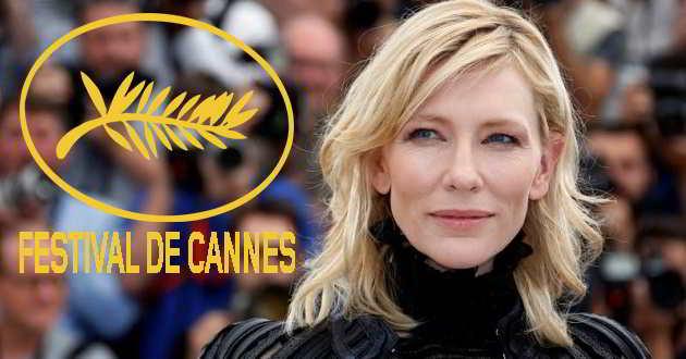 71º Festival de Cannes: Cate Blanchett será a presidente do júri