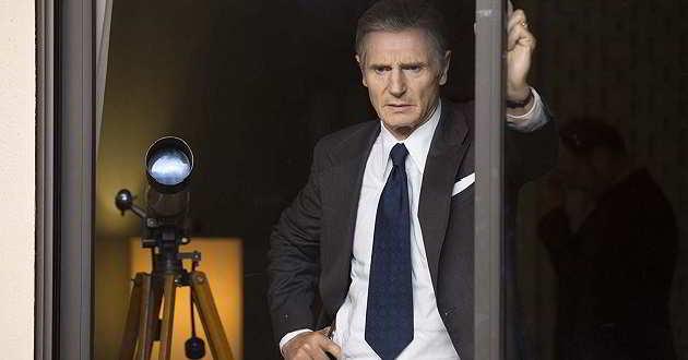 Liam Neeson no trailer português de
