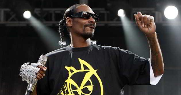 Snoop Dogg no elenco da comédia de ficção científica