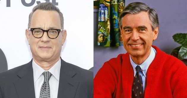 Tom Hanks irá interpretar Mister Rogers no filme biográfico