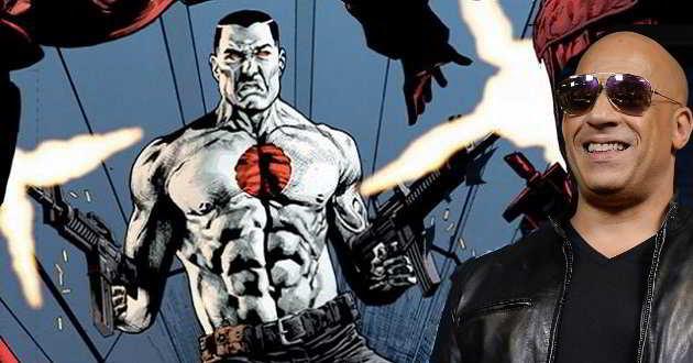 Vin Diesel confirmado como protagonista da adaptação de