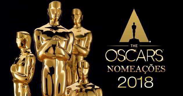 Lista completa dos nomeados para a 90ª edição dos Óscares