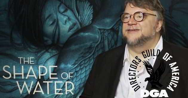 DGA Awards 2018: Guillermo Del Toro venceu prémio de melhor realizador