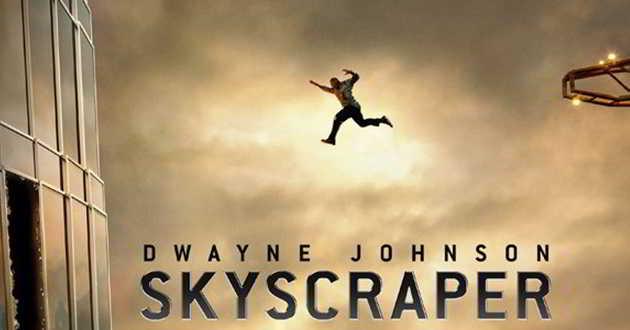 Dwayne Johnson no primeiro trailer do thriller de ação