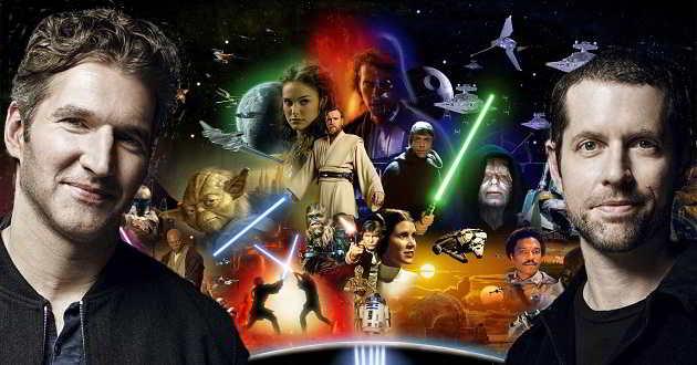 Nova trilogia de Star Wars será desenvolvida pelos criadores de