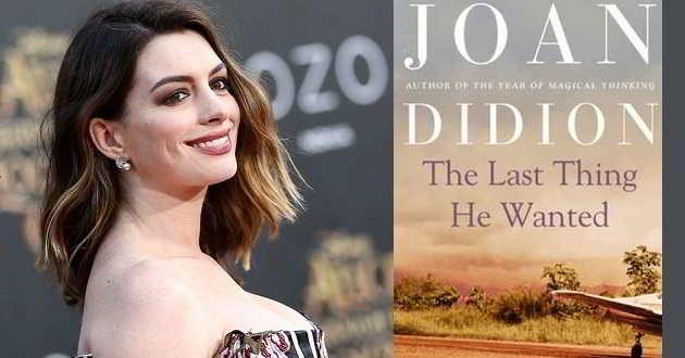 Anne Hathaway em conversações para o thriller político