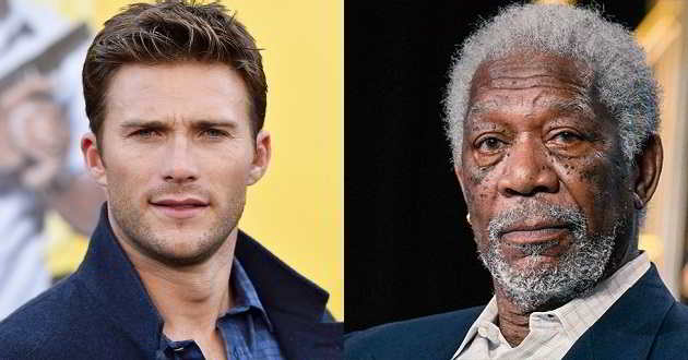 Scott Eastwood juntou-se a Morgan Freeman no protagonismo do thriller