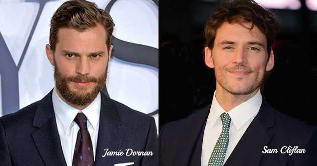 Jamie Dornan e Sam Claflin serão os protagonistas do thriller de ação