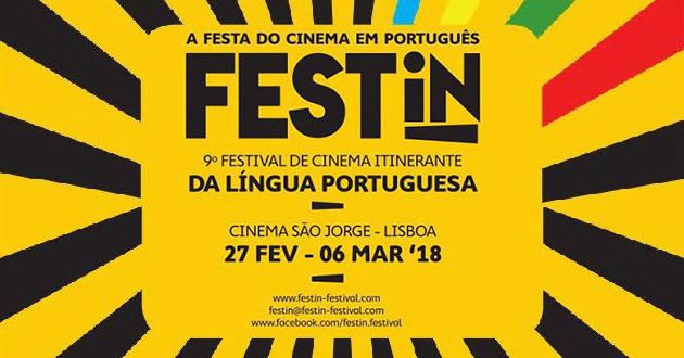 Arranca hoje a 9ª edição do FESTin - Festival de Cinema Itinerante da Língua Portuguesa