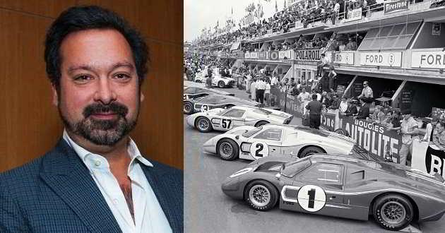Rivalidade entre a Ford e a Ferrari será o tema do próximo filme de James Mangold