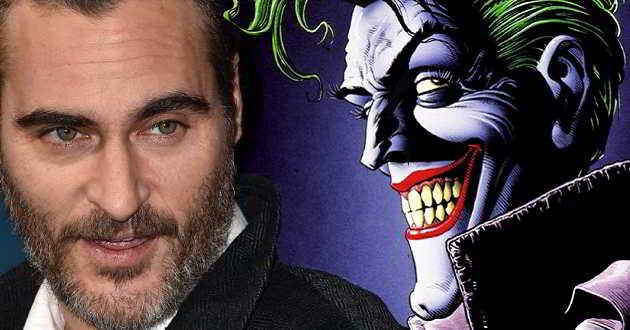 Joaquin Phoenix poderá ser o Joker em filme sobre as origens do vilão