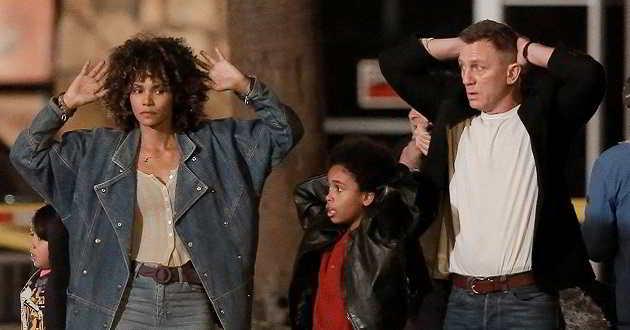 Daniel Craig e Halle Berry no primeiro trailer oficial de