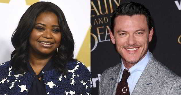 Octavia Spencer e Luke Evans no elenco do thriller psicológico de terror