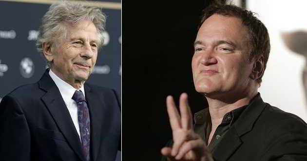 Roman Polanski será personagem chave no novo filme de Quentin Tarantino