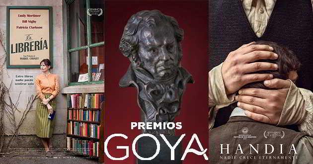 Lista completa dos vencedores da 32ª edição dos Prémios Goya