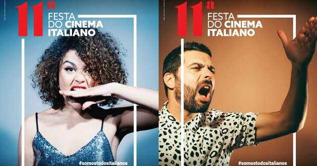 11ª Festa do Cinema Italiano vai decorrer ente 4 e 12 de abril