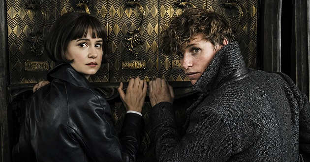 Eddie Redmayne de regresso no teaser trailer de