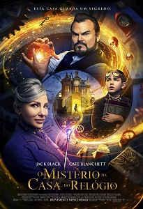 Poster do filme O Misterio da Casa do Relogio