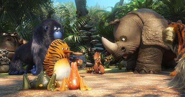 Trailer dobrado em português da animação