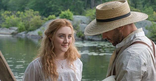 Saoirse Ronan e Elisabeth Moss no trailer oficial de