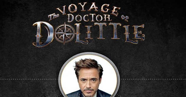 Robert Downey Jr. revelou o elenco de vozes de