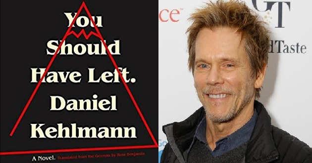 Kevin Bacon vai protagonizar o thriller sobrenatural