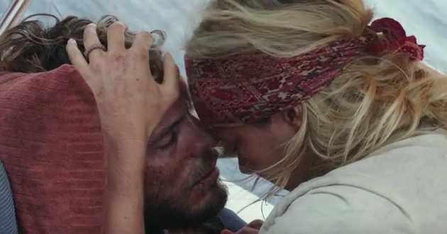 Shailene Woodley e Sam Claflin no primeiro trailer oficial de