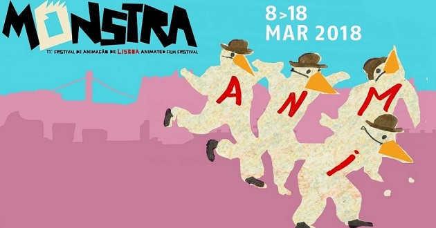 Arranca hoje mais uma edição da MONSTRA - Festival de Animação de Lisboa
