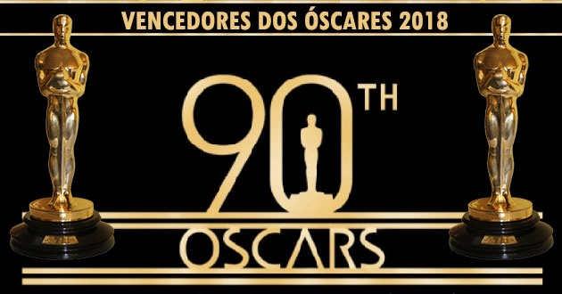 90ª edição dos Óscares: Conheça todos os vencedores