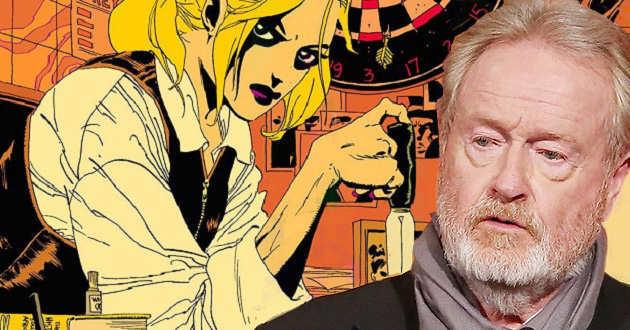 Ridley Scott em negociações para dirigir a adaptação de