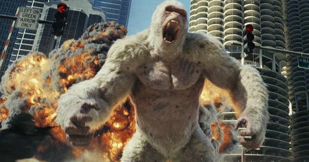 Monstros gigantes e destruição. Novo trailer português de