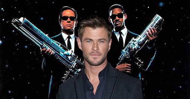 Chris Hemsworth poderá ser um dos protagonistas do spin-off de