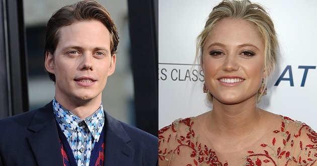 Bill Skarsgård e Maika Monroe vão liderar o elenco do thriller
